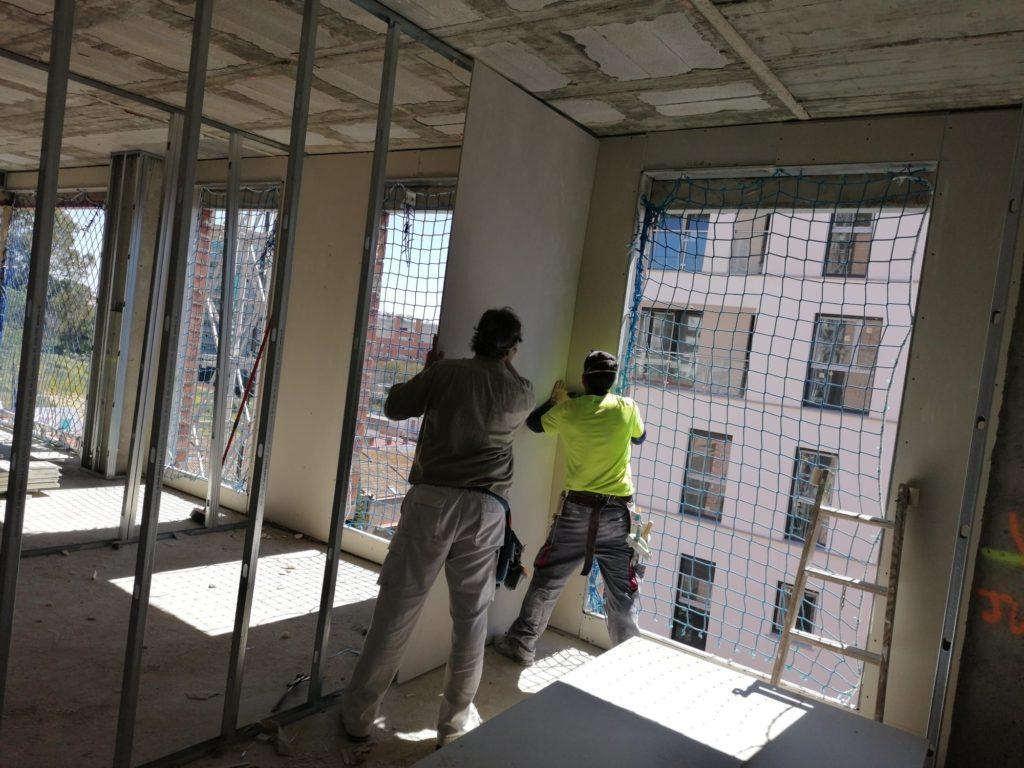 Foto de Trabajadores de la construcción