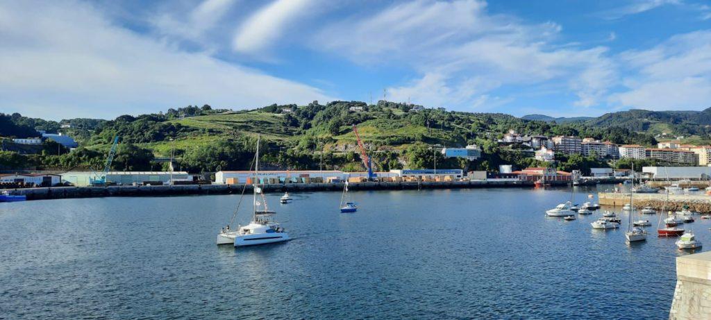 Foto de V Travesía Navega el Camino - etapa Getxo-Santander