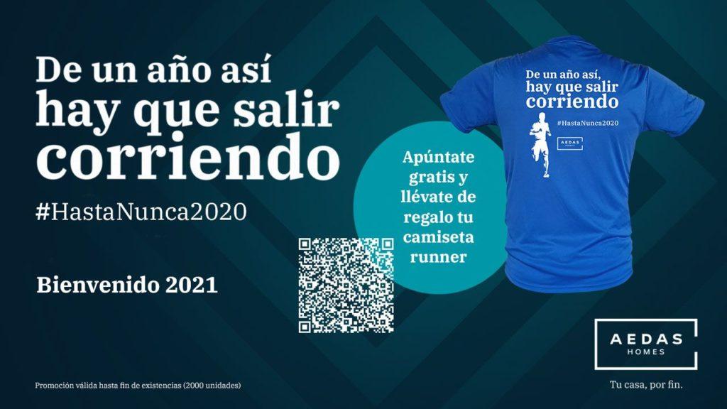Foto de Cuatro ciudades españolas salen corriendo del 2020 y dan la