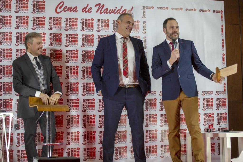 Foto de Entrega Premio Honorífico