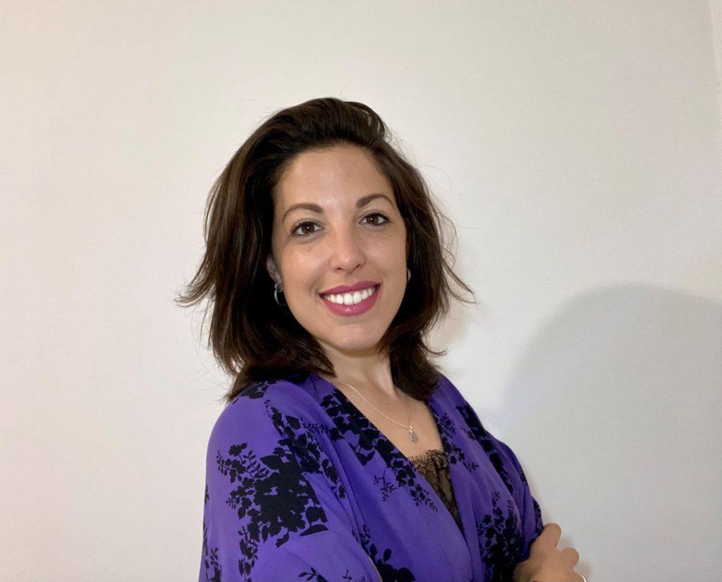 Foto de Nelia Pulido, nueva directora de Adecco en Cáceres