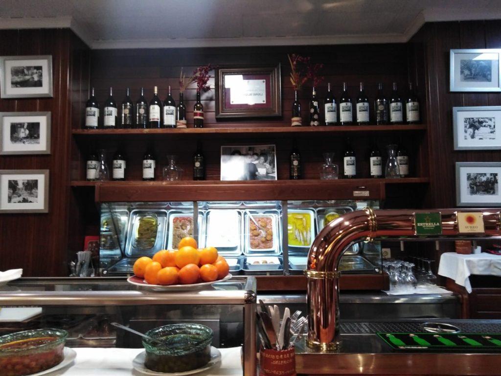 Foto de restaurante de comida valenciana