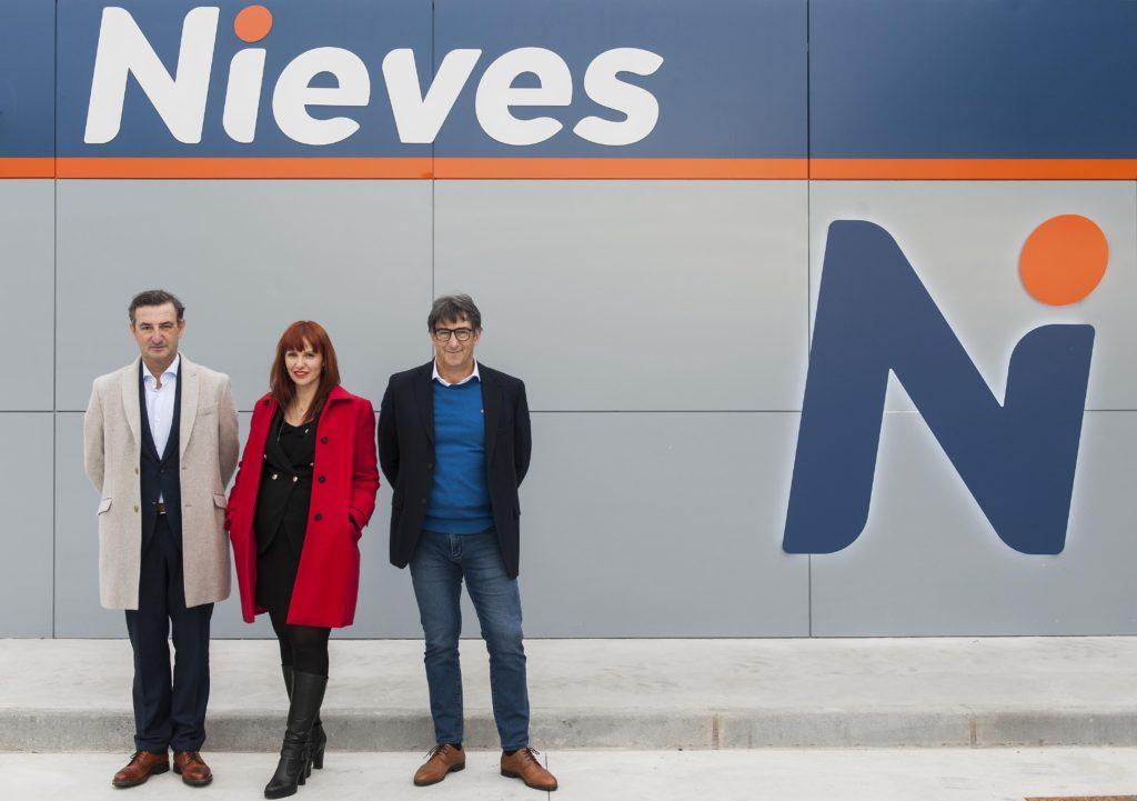 Foto de De Grupo Petronieves a Grupo Nieves, una familia de energías