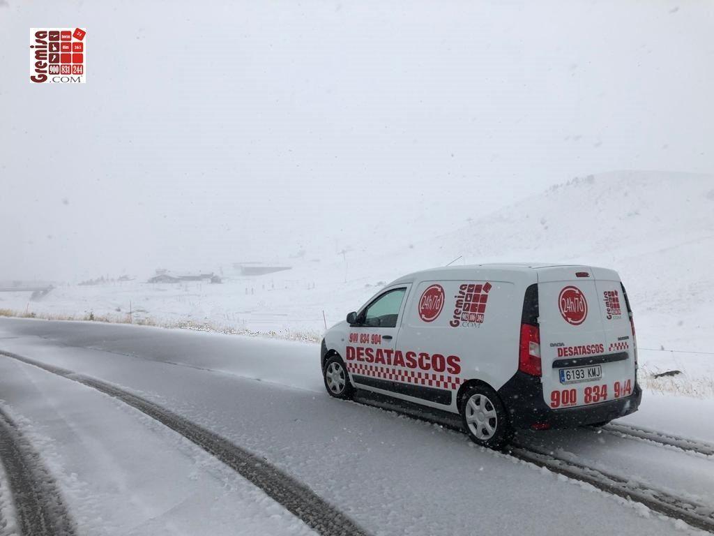 Foto de Desatascos en la nieve