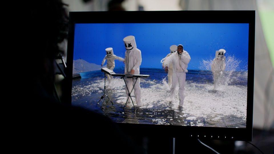 Foto de Cientos de planos del show fueron recreados por ordenador