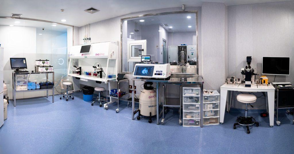 Foto de Laboratorio Ovoclinic