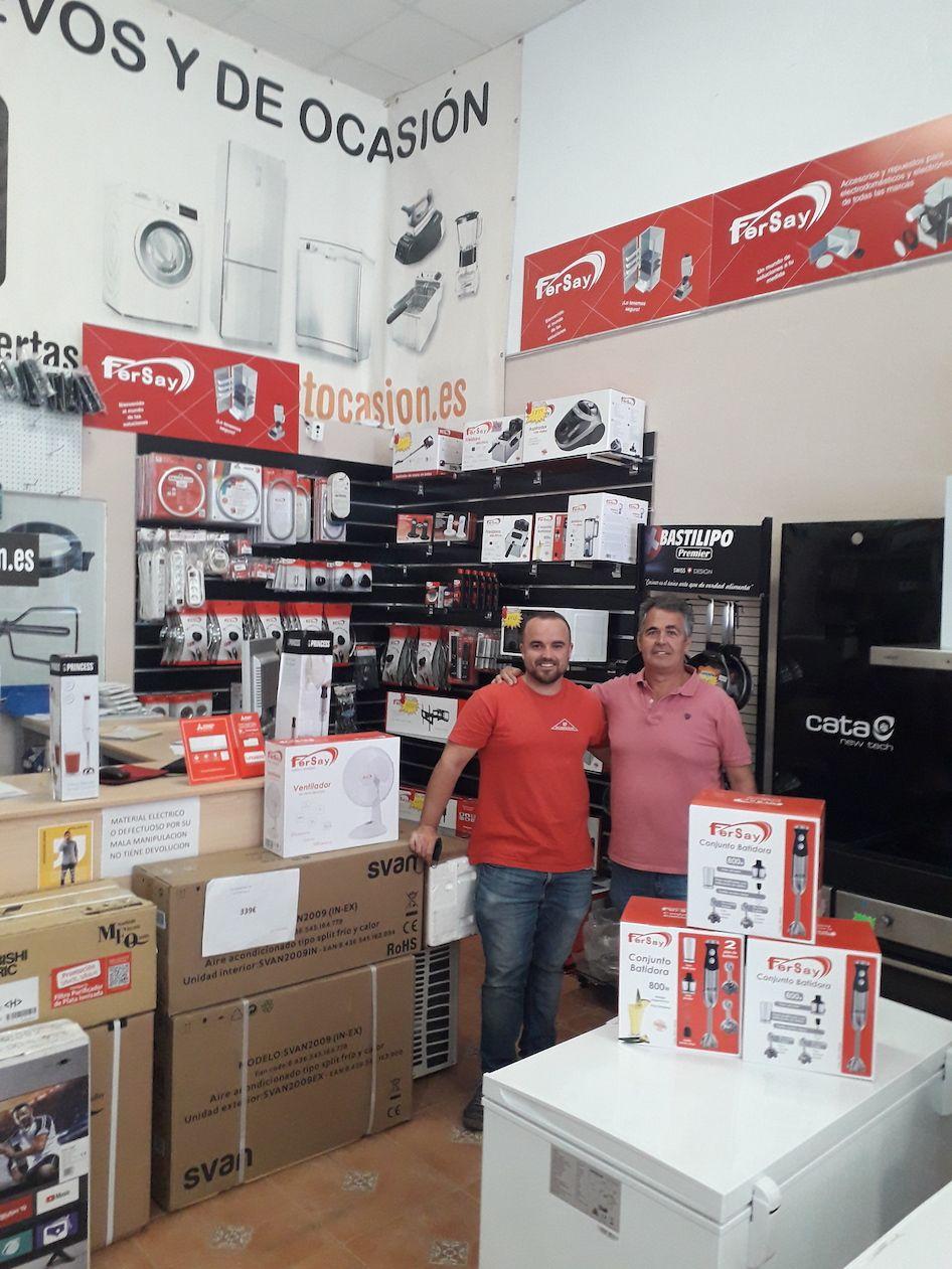 Foto de Nuevo corner Fersay en Tomares, Sevilla